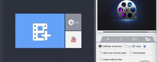 WinX HD Video Converter Deluxe cabecera