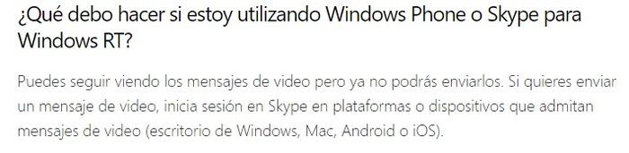 skype windows rt windows phone