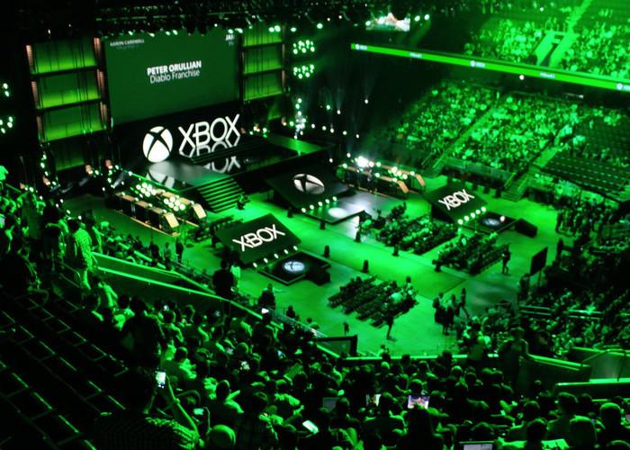 Conferencia Microsoft E3 2016
