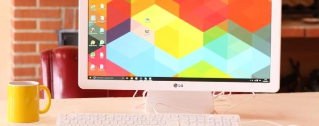 All in One PC de LG