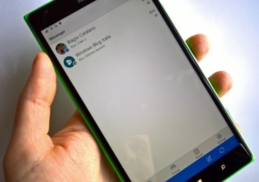 Facebook Messenger Beta Windows 10 Mobile