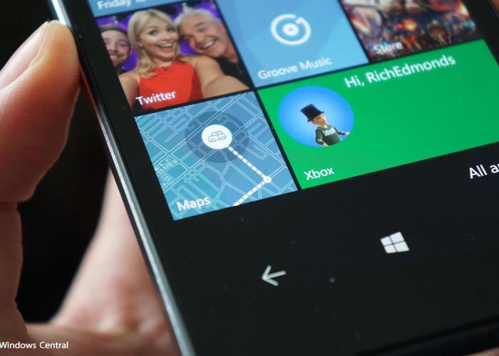 Anniversary Update Windows 10 Mobile