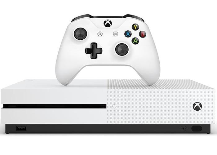 Xbox One S mando