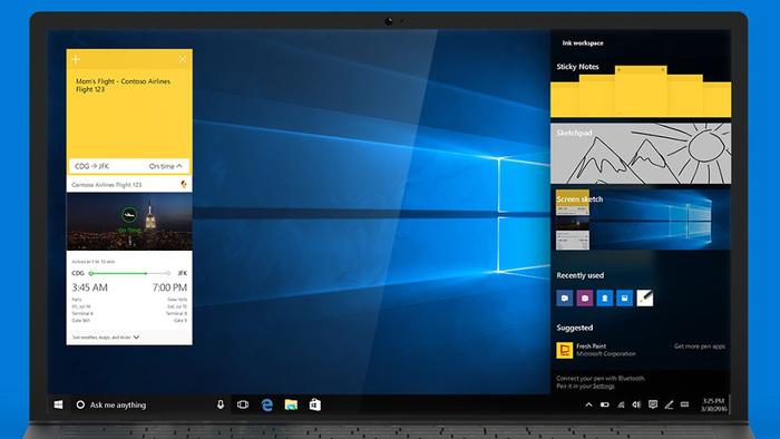 Anniversary Update Cortana