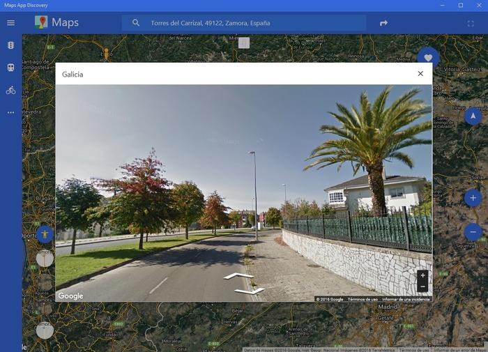 Maps App Discovery captura