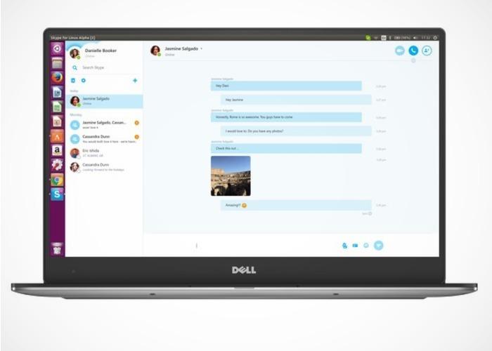 Skype GNU Linux