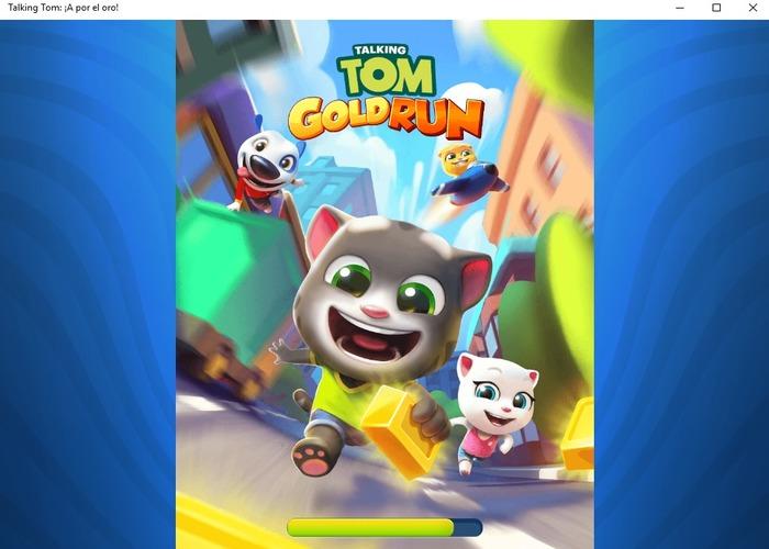 Talking Tom A por el oro