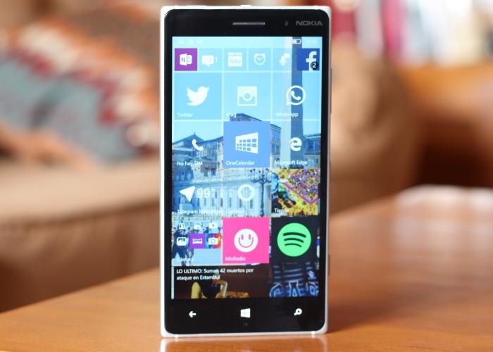 Plataforma para móviles de Microsoft