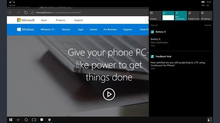 Continuum Lumia 830-2
