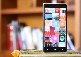 Primera actualización Windows 10 Mobile