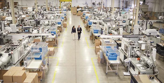 fábrica Intel