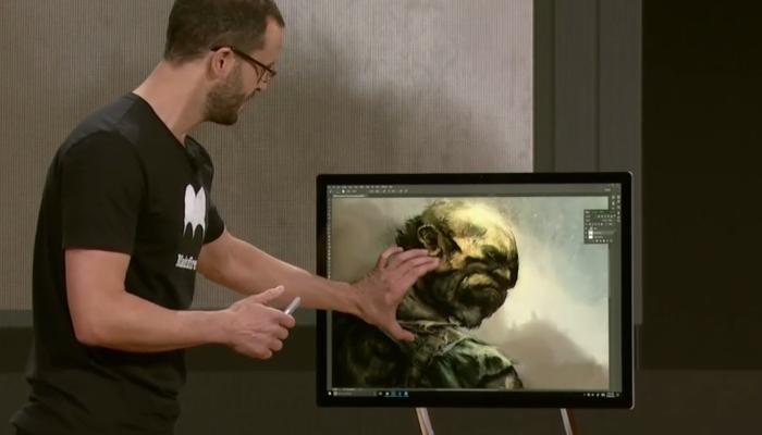 Especificaciones y características del nuevo Surface Studio