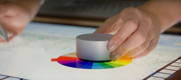 Dial del Surface Studio