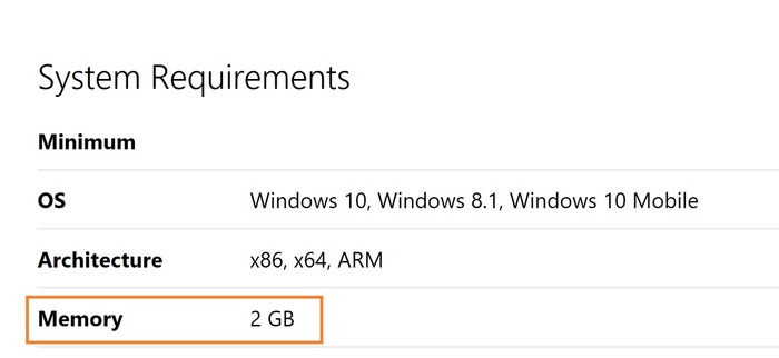 requisitos-facebook-y-messenger-windows-10-mobile