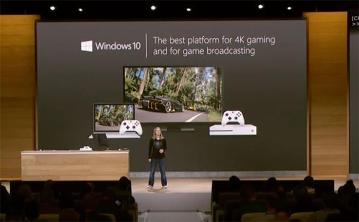 Presentación sobre el streaming en Xbox