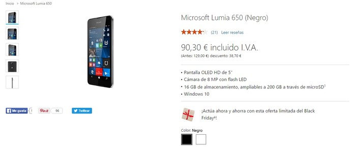 lumia-650-black-friday