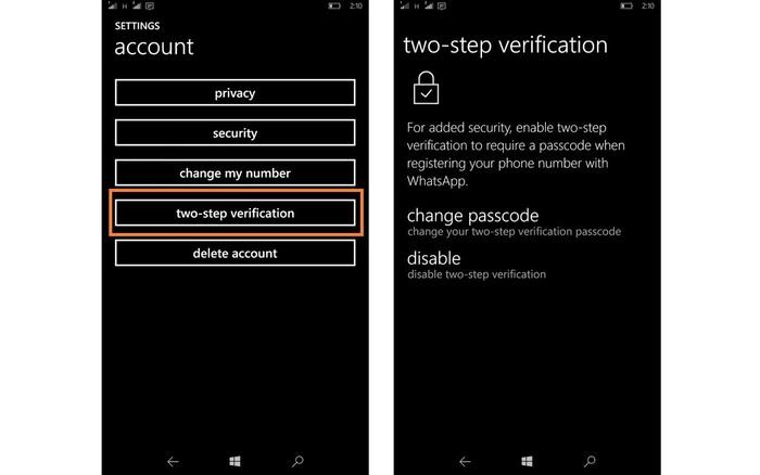 whatsapp-beta-verificacion-dos-pasos