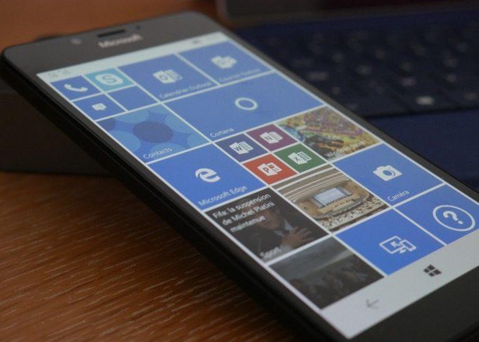Resultado de imagen para Windows 10 Mobile recibe su actualización de junio, estos son los cambios