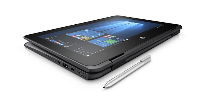 Imagen promocional del HP ProBook x360