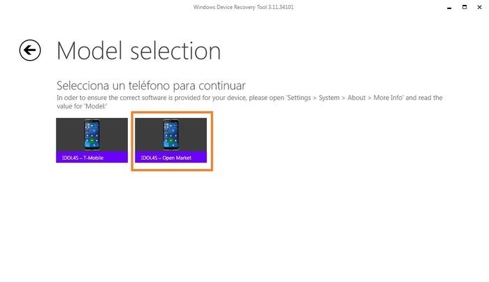 Alcatel Idol 4S con Windows 10 Mobile puede acabar teniendo