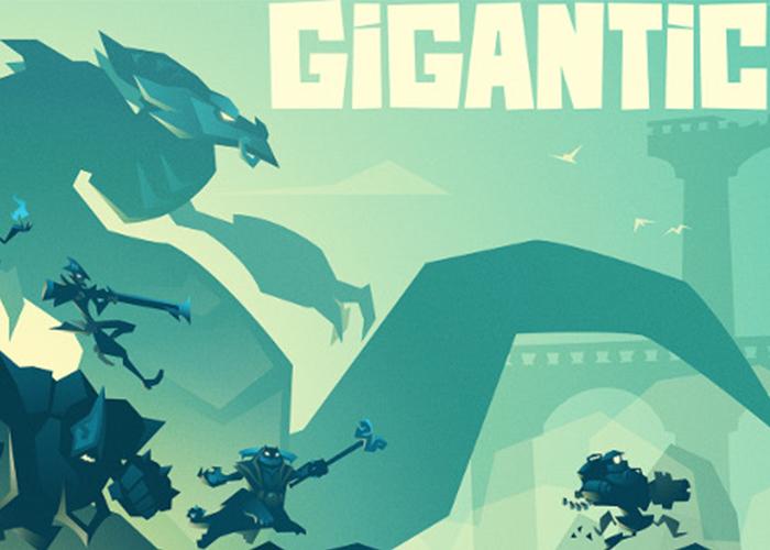 Imagen promocional de Gigantic