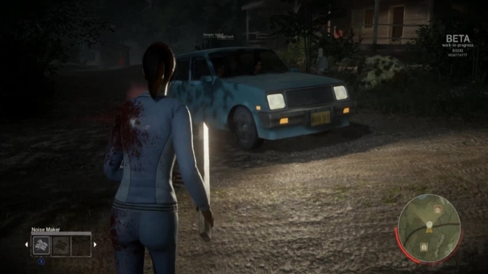 Friday the 13th: The Game auto