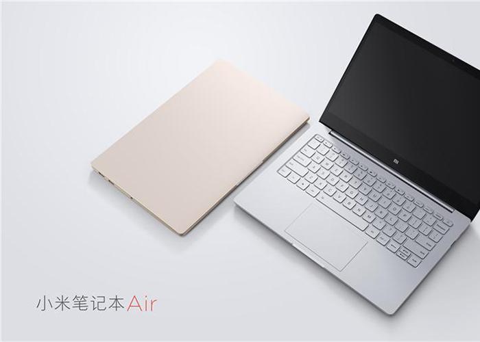 Imagen promocional de la presentación del portátil de Xiaomi