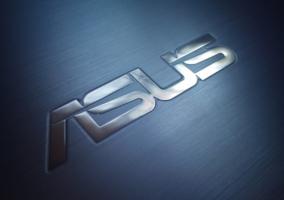 Logo de la marca Asus