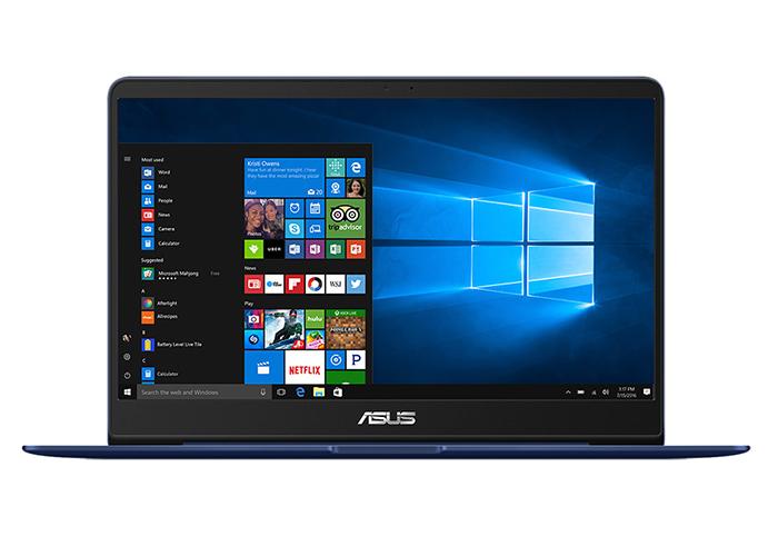 Imagen promocional de los nuevos Asus Zenbook