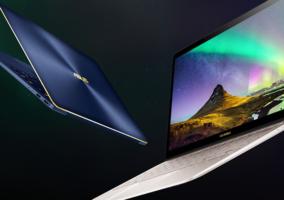 Imagen promocional del nuevo Asus ZenBook 3 Deluxe