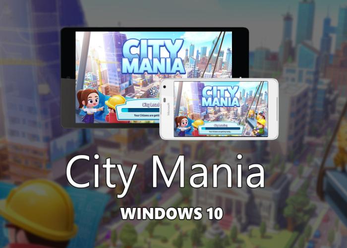 city mania gameloft