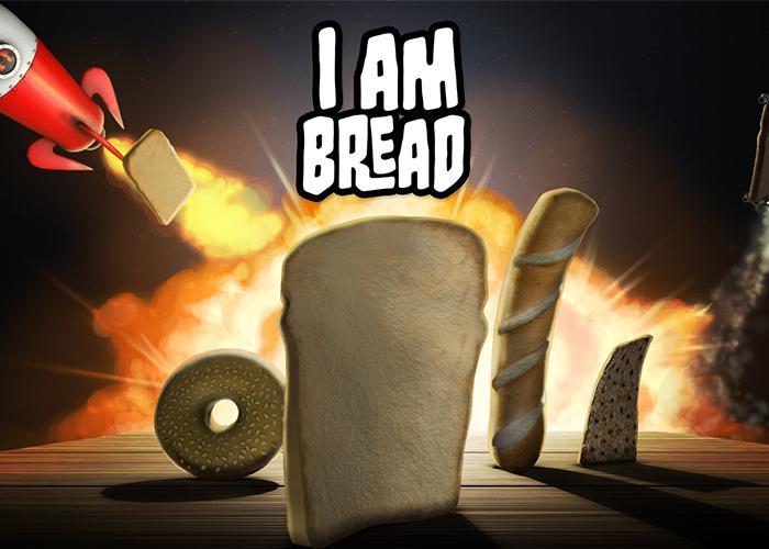 Imagen promocional de I am bread