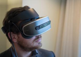 Las nuevas gafas de realidad virtual de Lenovo