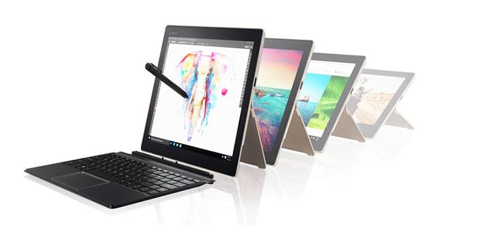 Imagen promocional de la nueva tablet de Lenovo