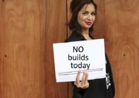Dona Sarkar no build hoy