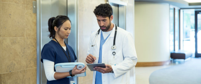 Microsoft salud Health NExT