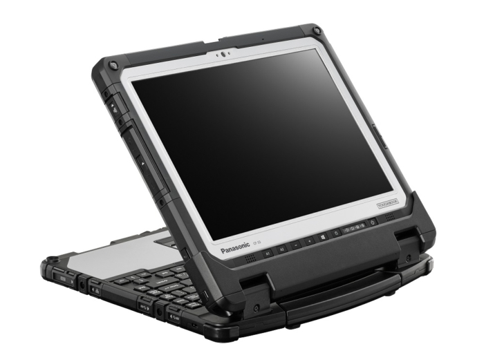 Panasonic Toughbook CF-33 frontal