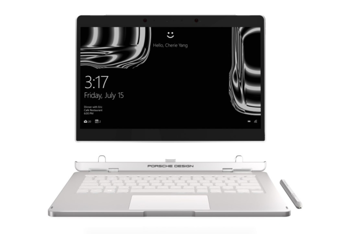 Porsche Design Book One tableta desmontable