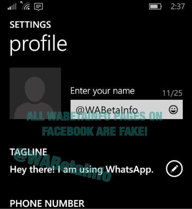 Volverán los antiguos estados a WhatsApp
