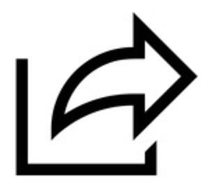 boton compartir windows 10 mobile