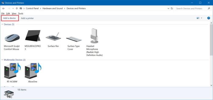 devices-printers-controlpanel-windows10