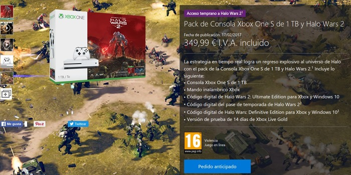 pack halo wars 2 microsoft store
