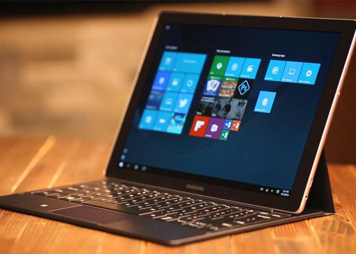 Imagen promocional de la Samsung Galaxy TabPro S