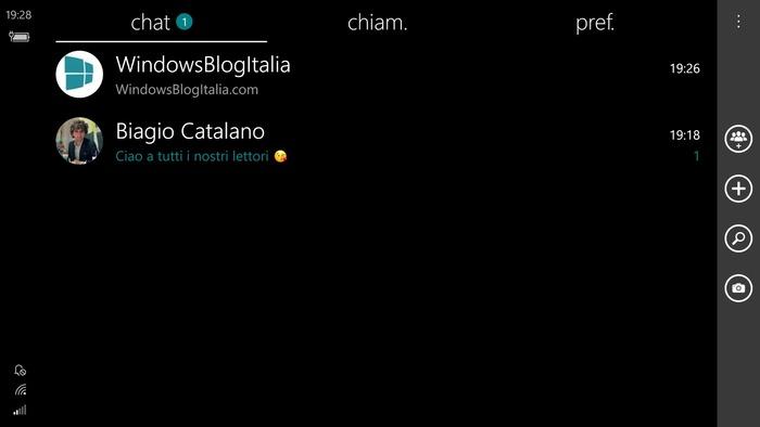 whatsapp cambios interfaz 2