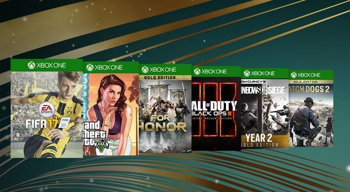 Juegos Xbox oferta Europa
