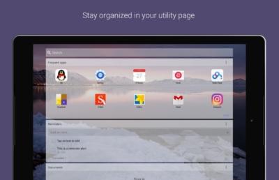 Arrow Launcher se actualiza añadiendo soporte para tablets