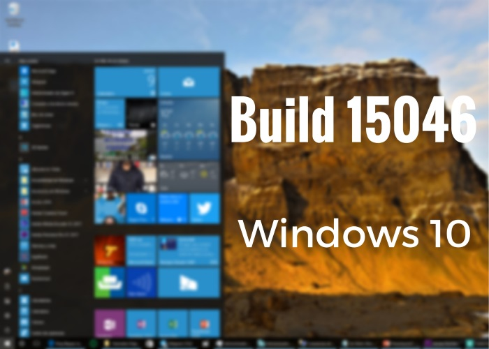 build 15046 windows 10 insider creators update