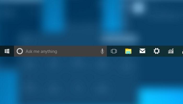 configurar barra de tareas