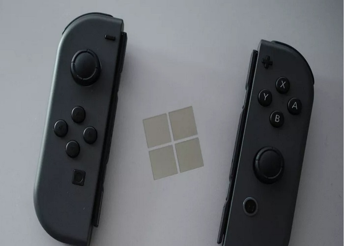 joy-cons nintendo switch compatibles windows