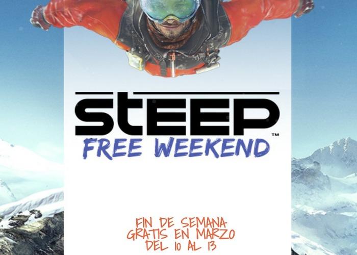 steep gratis fin semana